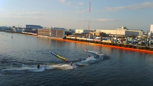 戸田競艇場20200124