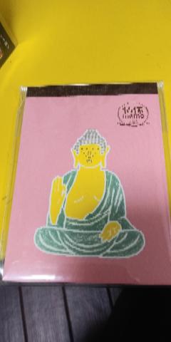 ノート仏像