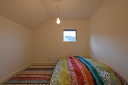 スウェーデンホームK様邸 主寝室