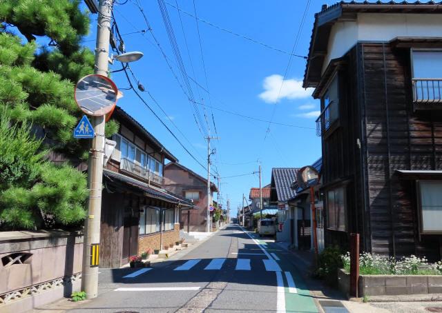芦崎の町並み2