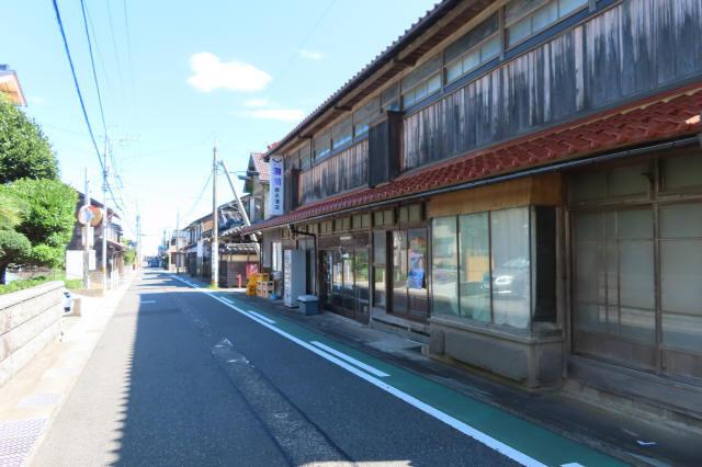 芦崎の町並み3