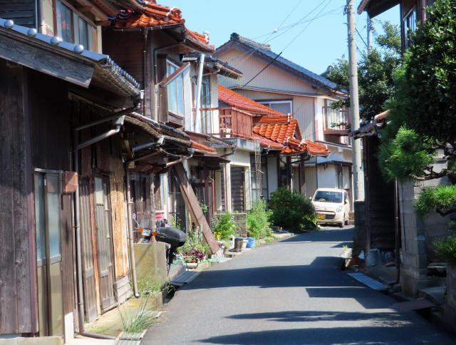 芦崎の町並み1