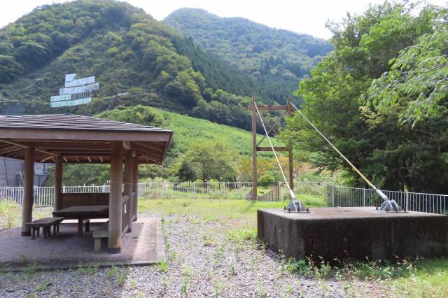 四季彩公園の吊橋0