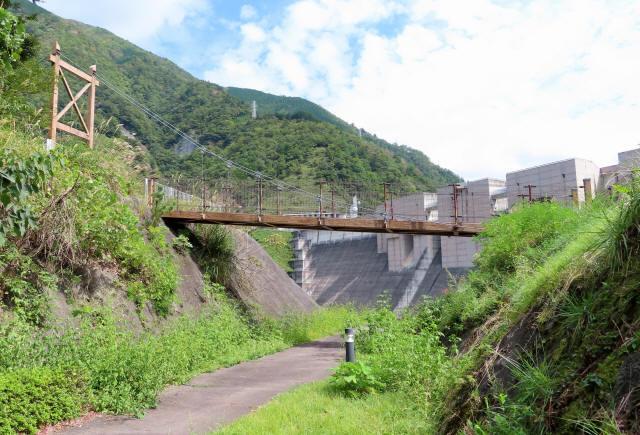 四季彩公園の吊橋4