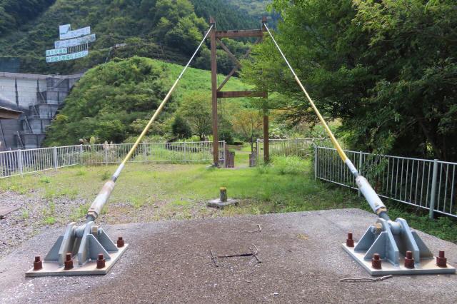 四季彩公園の吊橋7