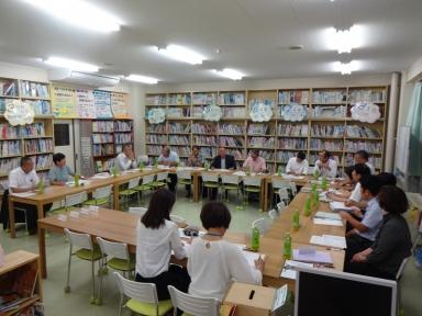 第2回田上小学校運営協議会