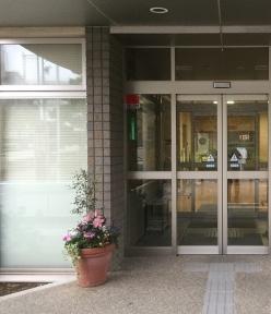 公民館入口
