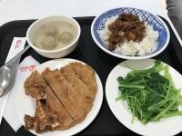 排骨魯肉飯セット190829