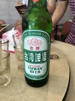 台湾金牌ビール解禁190907