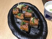 鰻寿司190908