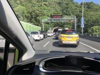 北宜高速は大渋滞190913