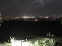 夜の桃園空港190915