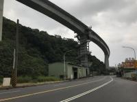 メトロ空港線の橋脚191015