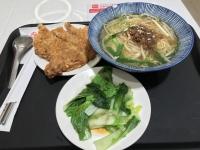 排骨麺セット191024