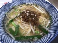 担仔麺191024