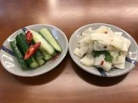 小菜2皿191028