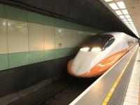 また台湾新幹線で帰る191028
