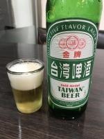 台湾金牌ビール191031