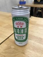 台湾金牌ビール191107