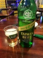 台湾18生ビール191108