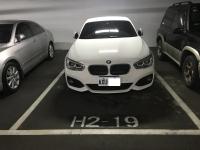 BMWで通院191111