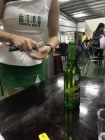 台湾ビールガールから台湾18生ビール191218