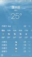 最近は暖かい200106