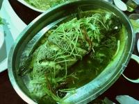 蒸し魚200110