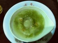 ホタテ海苔スープ200110