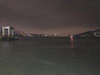 淡水河の夜景200112