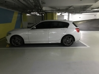 BMW結構汚れた200129