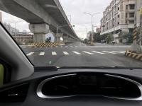 新幹線高架下道路200205