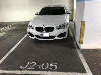 長庚醫院J2に駐車200211