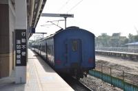インド車1両の旧客3両混成編成200110