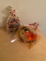 ハロウィンお花とIMG_9771