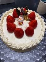 クリスマスケーキIMG_0017