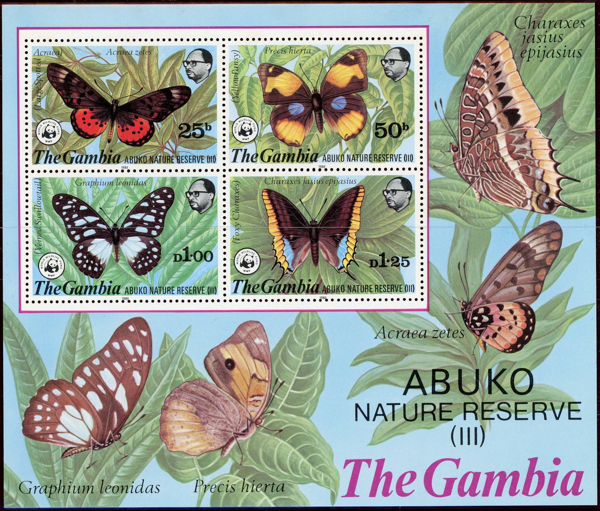 Gambia:1980-5