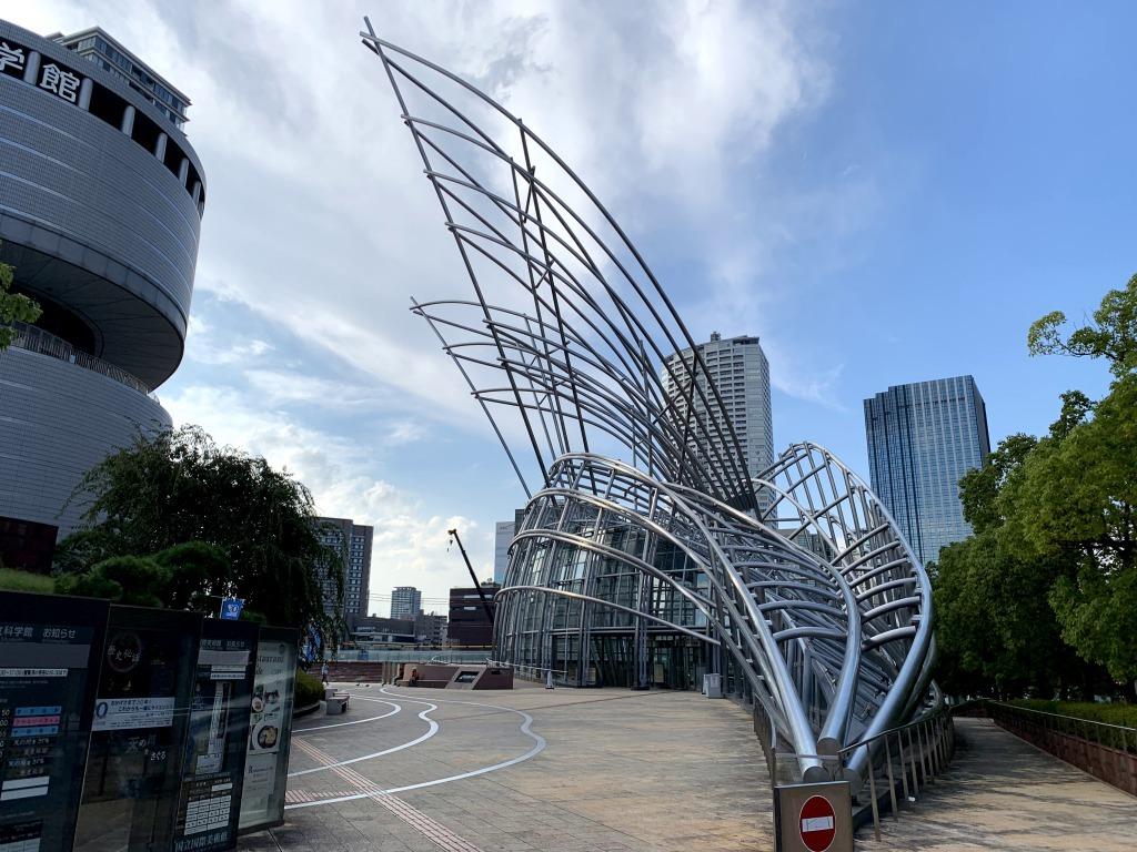 20191007大阪05美術館