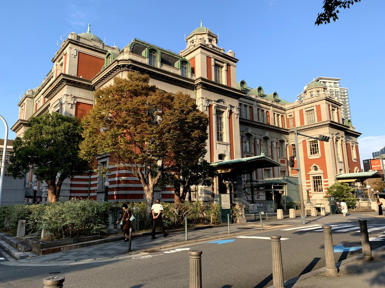 20191007大阪建物10中央公会堂