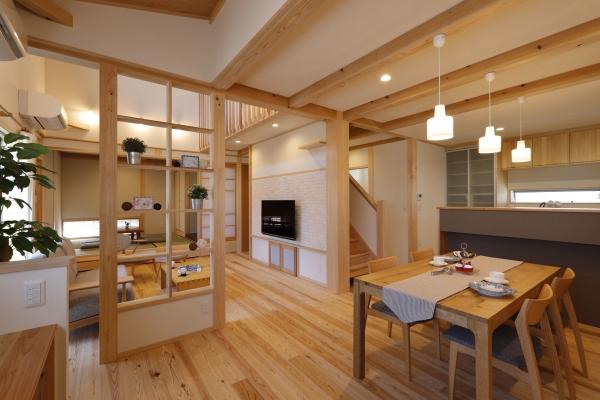 ぎふの木の家フォトコンテスト2019第1回優秀賞