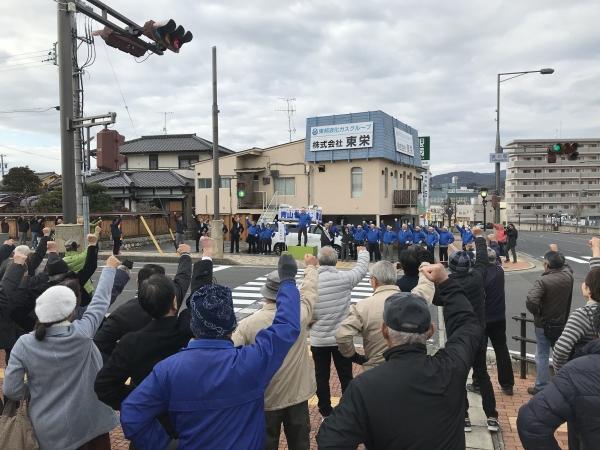 200118-中津川市長選挙投開票前日