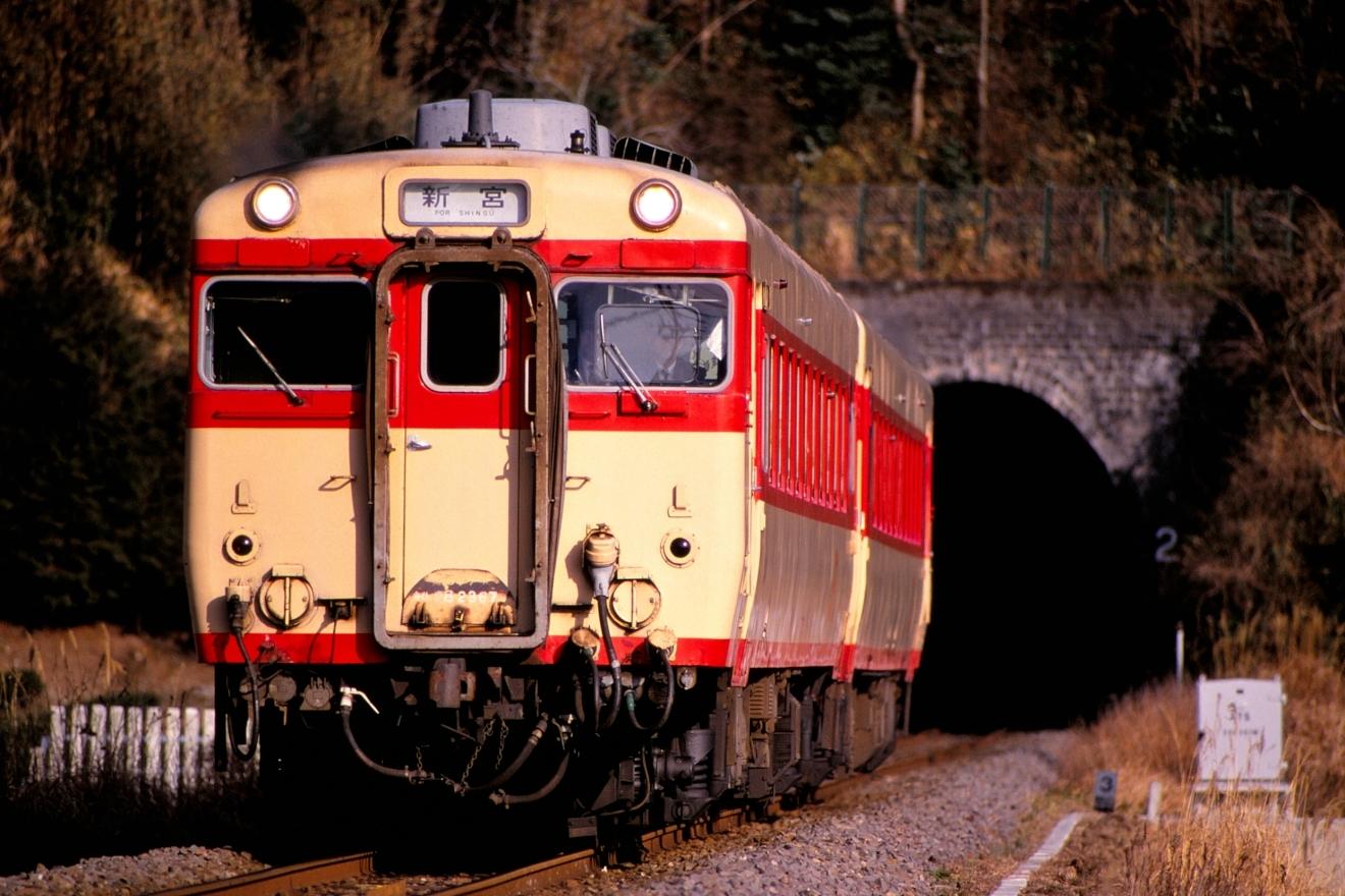 19920210・紀勢本線・キハ28系(337D・栃原~川添)IMG_20200104_0009
