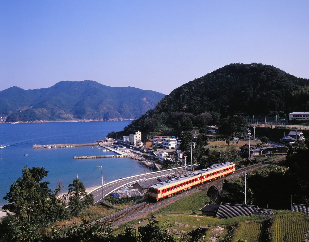 キハ58+28系(338D・新鹿~波田須)IMG_20190824_0002