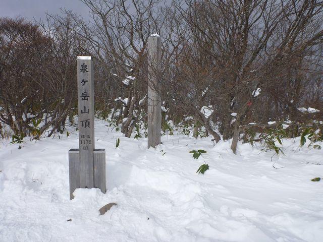 s8泉ヶ岳山頂