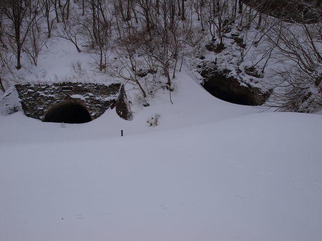 s5新旧トンネル