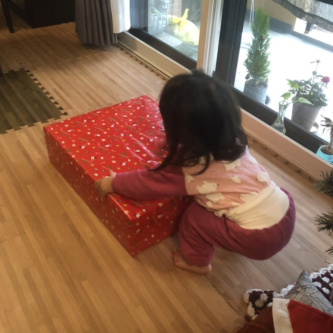 初めてのクリスマスプレゼント2