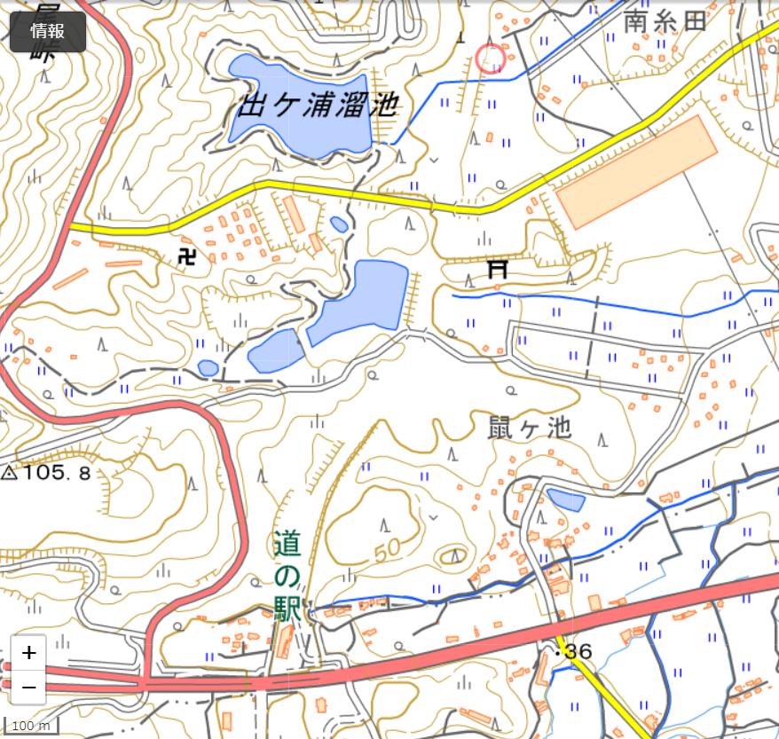 三井セメント地図
