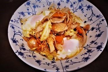 豚トロ煮物 (1)