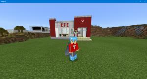 マイクラ ケンタッキー ケンタッキー・フライド・チキン KFC