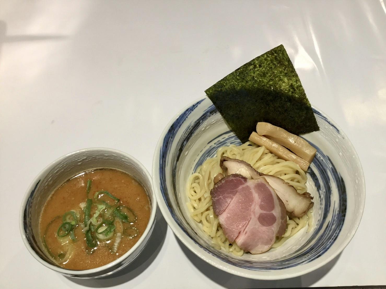 麺彩房弐NEXT限定麺 限定つけ麺